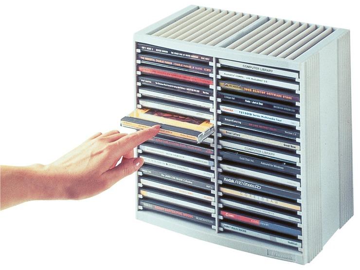 Cd Aufbewahrung fellowes cd aufbewahrung günstig kaufen papersmart