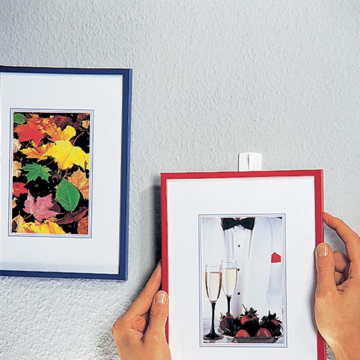 haken abl sbar tesa powerstrips bilder nagel papersmart. Black Bedroom Furniture Sets. Home Design Ideas